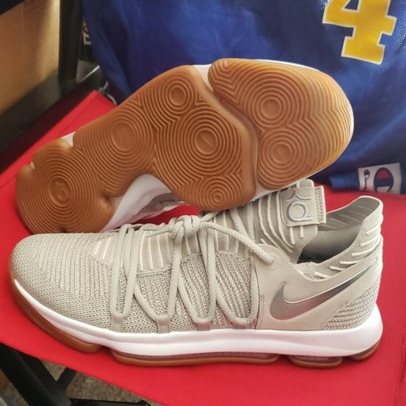 Nike Shoes | Kd 11 Id Gum Bottoms Nwob